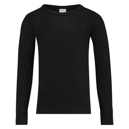 Kinder Thermo shirt L.M. Zwart