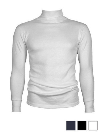 Beeren ondergoed Coll shirt Thermo L.M. wolwit
