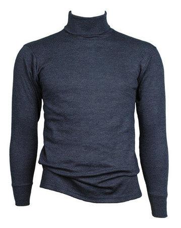 Beeren ondergoed Coll shirt Thermo L.M. marine