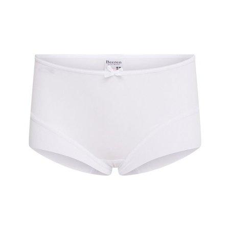 2-pack Meisjes short Elegance Wit