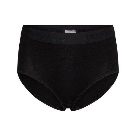 2-pack Meisjes slip Comfort Feeling Zwart