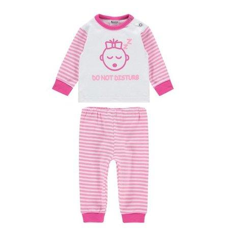 Baby Pyjama M3000 Do Not Disturb Roze