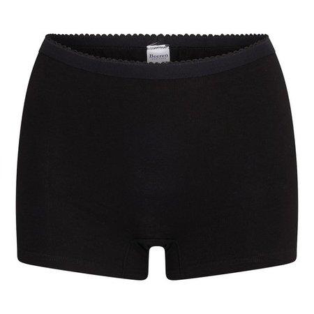 2-pack.Dames panty softly zwart