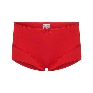 2-pack Meisjes short Elegance Rood